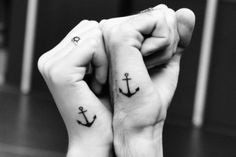 matching anchors...John should do this with me :)