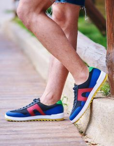 #CAMPER sneakers> current obsession! Camper Sneakers, Men, Shoes, Fashion, Moda, Zapatos, Shoes Outlet, Fashion Styles, Guys
