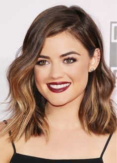 """Looking Back With Lucy Hale: """"I Used to Wear Too Much Makeup"""" via @byrdiebeauty"""