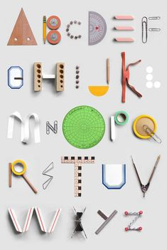 Alphabet Love by Design Lotus for Julep