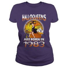 Halloween Shirts Queens born 1983 Halloween Tshirt for HalloQueens #gift #ideas #Popular #Everything #Videos #Shop #Animals #pets #Architecture #Art #Cars #motorcycles #Celebrities #DIY #crafts #Design #Education #Entertainment #Food #drink #Gardening #Geek #Hair #beauty #Health #fitness #History #Holidays #events #Home decor #Humor #Illustrations #posters #Kids #parenting #Men #Outdoors #Photography #Products #Quotes #Science #nature #Sports #Tattoos #Technology #Travel #Weddings #Women