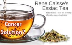 Angel & Essiac Tea: 3 weeks to live to being cancer free