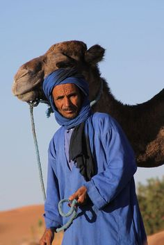 Morrocco  Blue Nomads