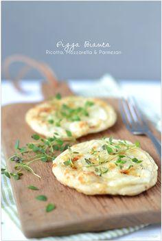 Pizza Bianca | chestnutandsage.de