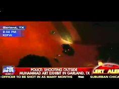 Garland Shooting: Anti-Islam Texas 'Drawing Muhammad' Contest: 2 Gunmen ...