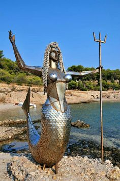 Spetses island near Athens(george atsametakis) Mykonos, Paranormal, Travel Sights, Greece Holiday, Historical Monuments, Sculpture, Greece Travel, Greek Islands, Tours