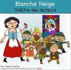 This fairy tale readers' theatre script is especially written for French language learners, with roles for Beginning, Early Transitional and Fluent readers. Reading levels are geared towards French Immersion/Dual Language Grade 1 and 2 students, but could be used with any beginner-low intermediate French Language class.