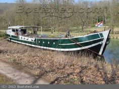Dutch Motor Barge HASSELTERAAK project