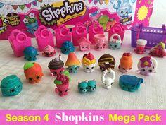 Season 4 Shopkins MEGA Pack