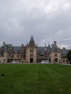 The Biltmore Estate -- The Christmas display at the Biltmore is not to be believed!