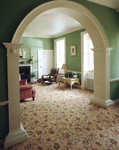 Range: Glenavy, Colour: Hampton Court