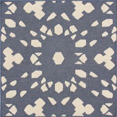 NIBA Rug Collections - Paper cut out - this looks like a flat weave, but I kind of like it...