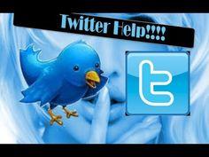 Twitter HELP with Twitter Marketing