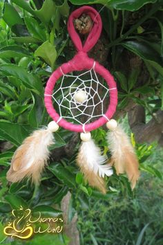 Dreamcatcher: 7cm in diameter Price: MP  Accepted orders.