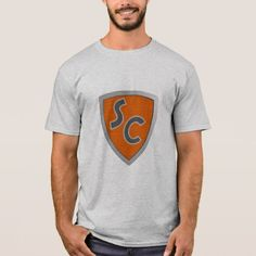 Men's Basic T-Shirt - SuperCrip! - unusual diy cyo customize special gift idea personalize