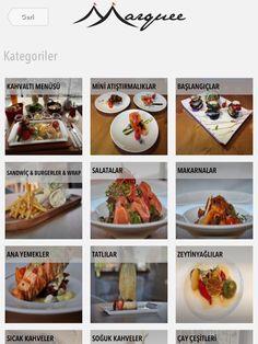Fully customisable restaurant menu designs.