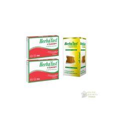 Paket sadrži 2x Herbafast Concept kapsule po 10 kapsula + Herba-Plus Complex za trbuh i bokove Personal Care, Self Care, Personal Hygiene