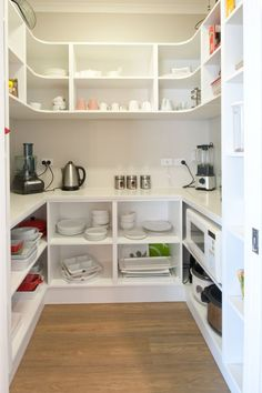 Walk In Pantry Closet Ideas . Walk In Pantry Closet Ideas . Walk In Pantry for Kitchen Pantry Room, Pantry Closet, Walk In Pantry, Pantry Cupboard, Cupboard Doors, Kitchen Pantry Design, Kitchen Corner, New Kitchen, Corner Pantry