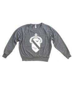 Crest sweatshirt