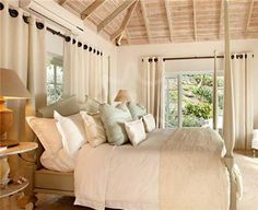the cotton house mustique interiors - Google Search
