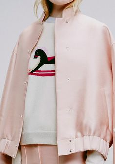 pink bomber #pixiemarket #fashion @pixiemarket