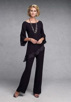 Can I do pants? This one comes in champagne too - which I would prefer. Black seems wrong