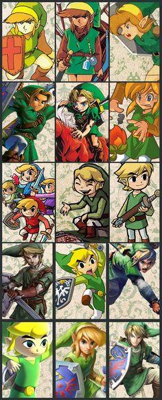 Link's Evolution (1986-2013) #Nintendo #TheLegendofZelda http://www.gamesnext.com/post/53747464537/links-evolution-1986-2013-zelda-link
