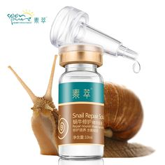 SOONPURE Snail Repair Serum Face Cream Acne Treatment Black Head Ageless Skin Care Whitening Snail Cream Moisturizing Beauty