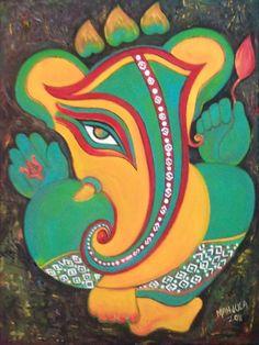 An image of Crimson Ganesha