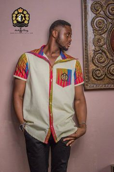 Fashion Ghana Magazine | New collection by Eketino DFGI using the 'Nkruma's Pencil Fabric, the young brand releases the T.I.N.T. design look book. | African Fashion