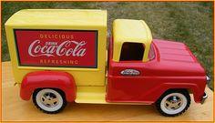 1958 Tonka Custom Coca Cola Delivery Truck