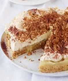 Apfel-Tiramisu-Torte - [ESSEN UND TRINKEN]