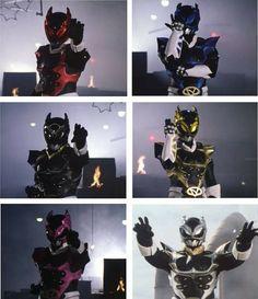Power Rangers in space psycho Rangers