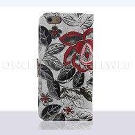 Étui iphone 6 fleur