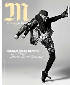 M (France) M (France) coverjunkie.com M is a lifestyle magazine about current events and fashion from Le Monde from France, launched September 2011. Editor in chief : Marie Pierre Lannelongue Creative director : Eric Pillault Director of Photograpy: Lucy Conticello