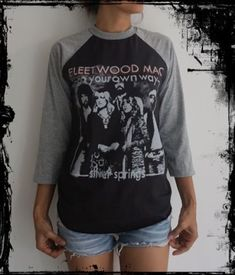 031d954b8 55 Best Concert Wardrobe images in 2019 | Fleetwood mac shirt ...