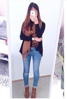 Casual outfits for school that are fashionable Winter Fashion Outfits, Fall Winter Outfits, Look Fashion, Fashion Mask, 70s Fashion, Korean Fashion, Vintage Fashion, Fashion Tips, Cute Casual Outfits