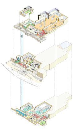 axon drawing: