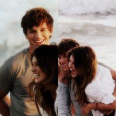 Liam and Annie ~ 90210