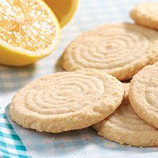 Lemon Cookies: King Arthur Flour