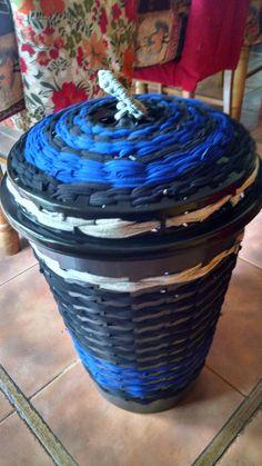 Canastro para la basura