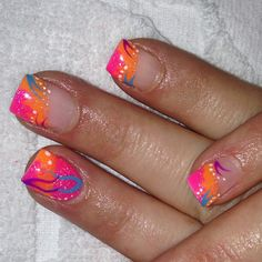 Omg dream nails