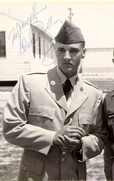 Elvis Presley Military