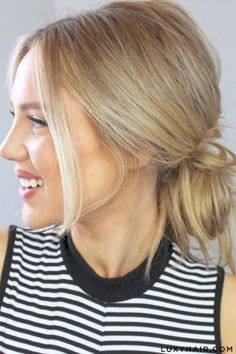 These are the most popular 5-minute hairstyles on Pinterest