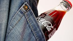 Jeans and Coca~Cola