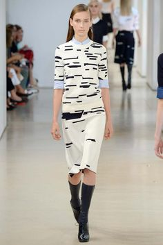 Jil Sander Spring 2015 Ready-to-Wear - Collection - Gallery - Look 6 - Style.com