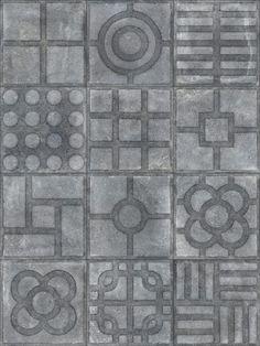 WORLD STREETS: Paulista Grafito - 20x20cm. | Pavimento - Porcelánico | #VIVES #VIVESAzulejosyGresS.A. #floor #ceramics