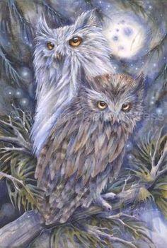 'Night Watch' by Jody Bergsma. прикреплять нельзя. 80 by kathrine