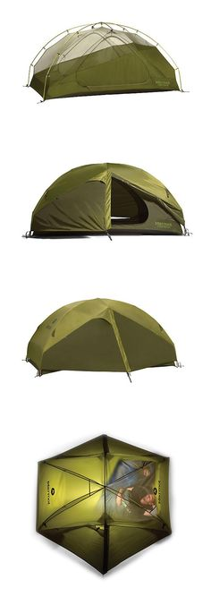 The Marmot Tungsten 2P tent can help give you the best sleep ever while you're camping. And probably in your living room too if you're into that kind of thing.
