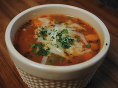 andstaysweet: Ground Turkey and Vegetable Soup